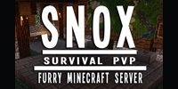 SNOX | Furry PVP Survival |