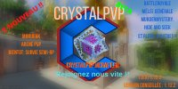 CrystalPVP WHITELIST ON