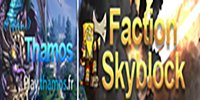 ♦ THAMOS ★ SKYBLOCK ★ FACTION ♦